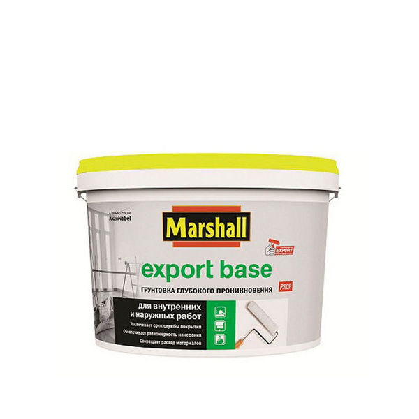 Грунт Export base Marshall  10 л